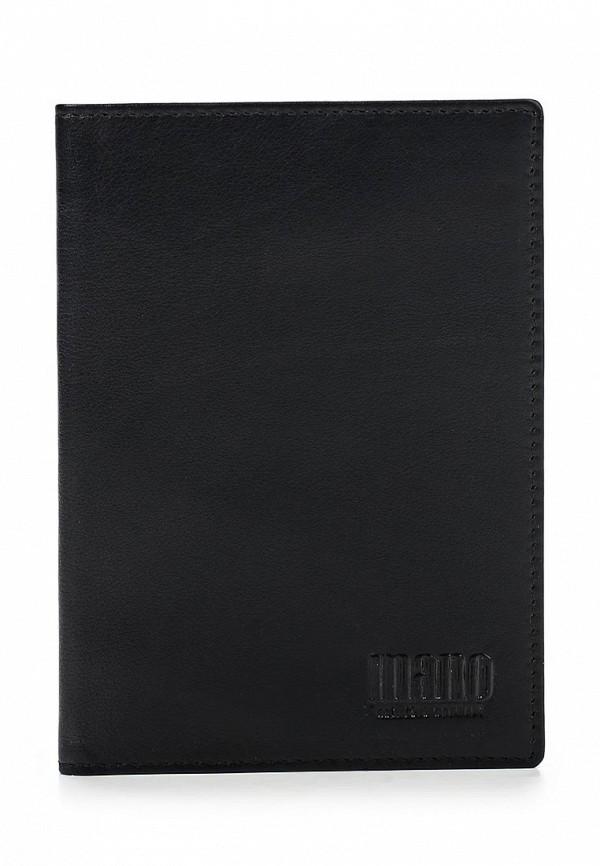 Обложка для документов Mano 20104 SETRU black
