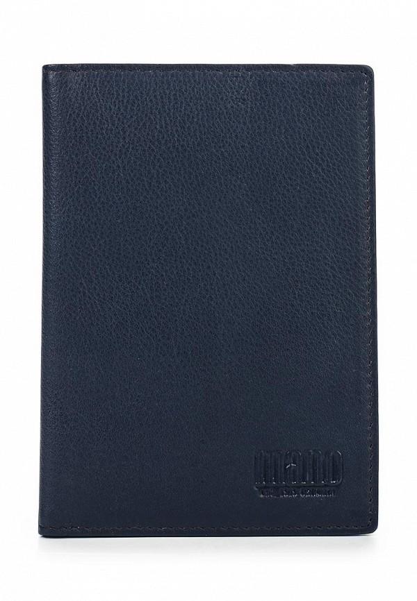 Обложка для документов Mano 20104 SETRU dark blue