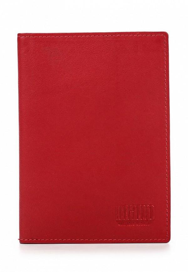 Обложка для документов Mano 20104 SETRU red