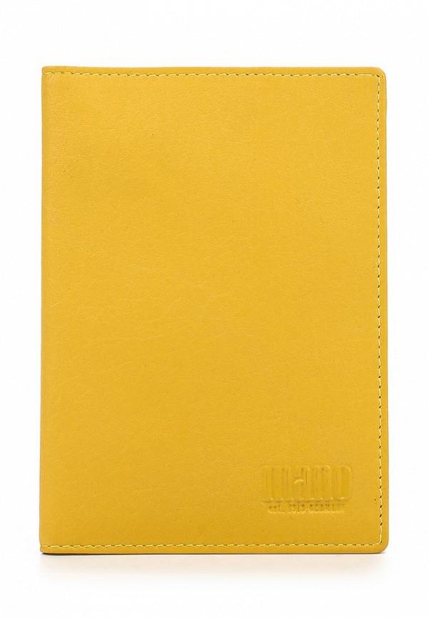 Обложка для документов Mano 20104 SETRU yellow