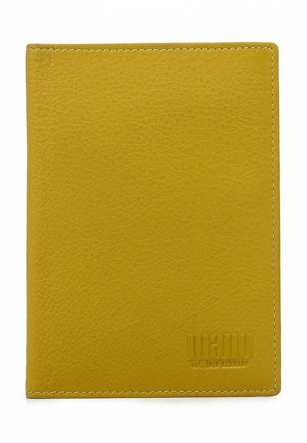 Обложка для паспорта Mano 20104 SETRU lime