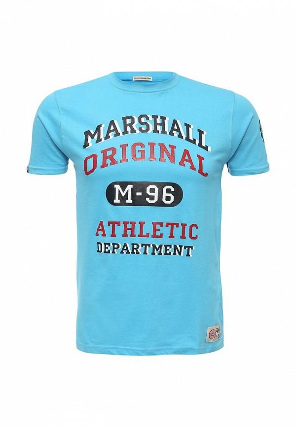 Футболка с надписями Marshall Original TS ORG