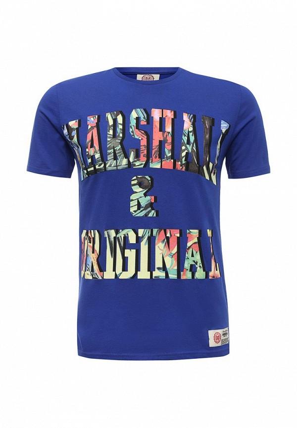 Футболка Marshall Original Marshall Original MA091EMSZF68 брюки спортивные marshall original marshall original ma091emszf56