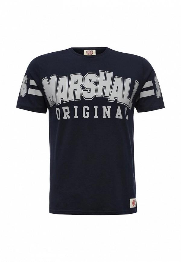 где купить Футболка Marshall Original Marshall Original MA091EMSZF78 дешево