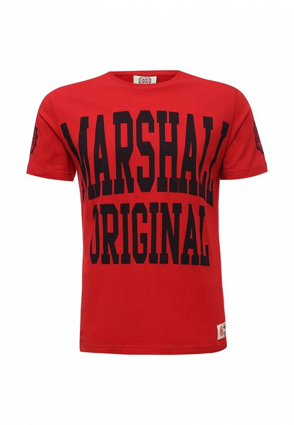 Футболка Marshall Original Marshall Original MA091EMSZF83 брюки спортивные marshall original marshall original ma091emszf56