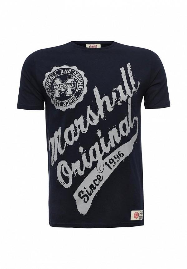 Футболка Marshall Original Marshall Original MA091EMSZF86 брюки спортивные marshall original marshall original ma091emszf56