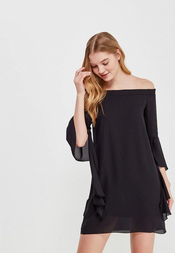 Купить Платье Massimiliano Bini, MA093EWAMNP6, черный, Весна-лето 2018