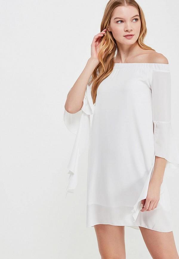 Купить Платье Massimiliano Bini, MA093EWAMNP7, белый, Весна-лето 2018