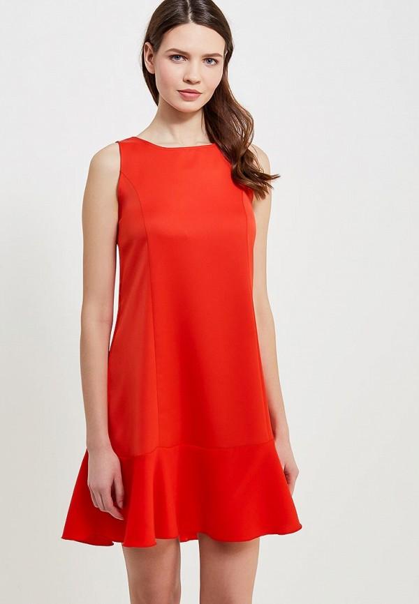 Купить Платье Massimiliano Bini, MA093EWANPW3, красный, Весна-лето 2018