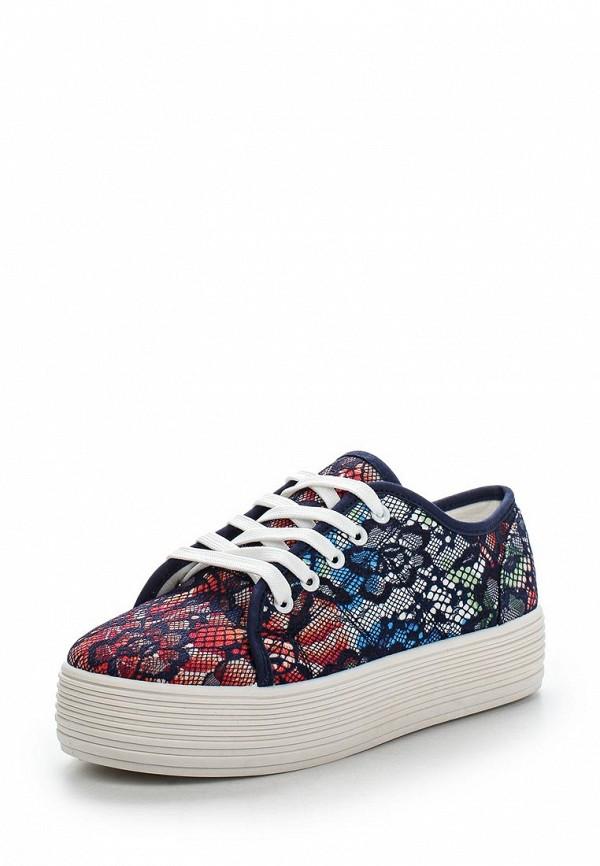 Женские кеды Max Shoes BK-8