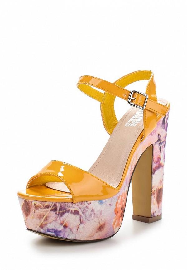 Босоножки на каблуке Max Shoes LL1579-1