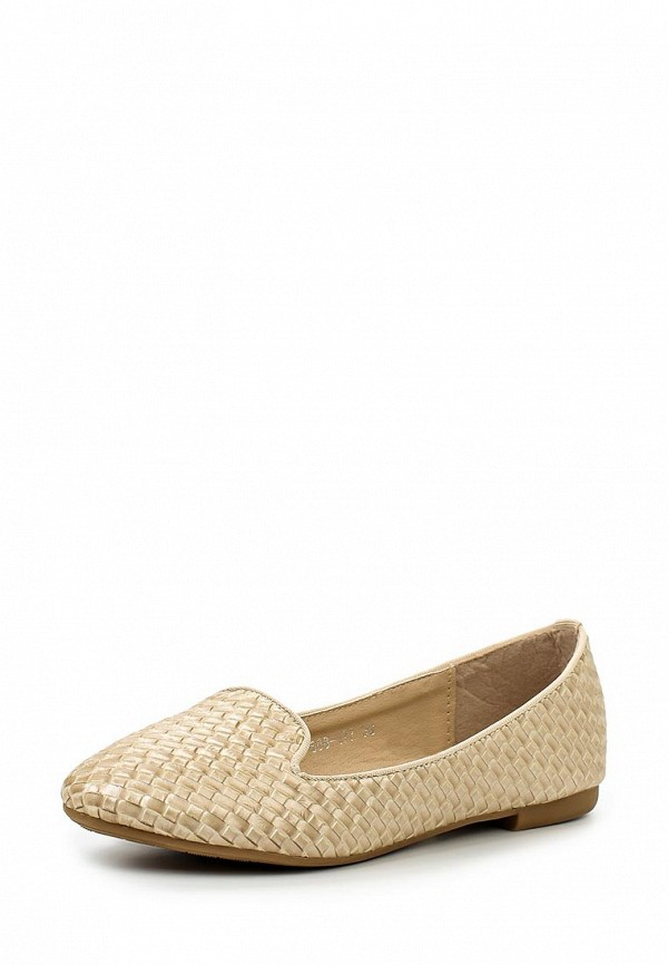 Туфли на плоской подошве Max Shoes 688-177