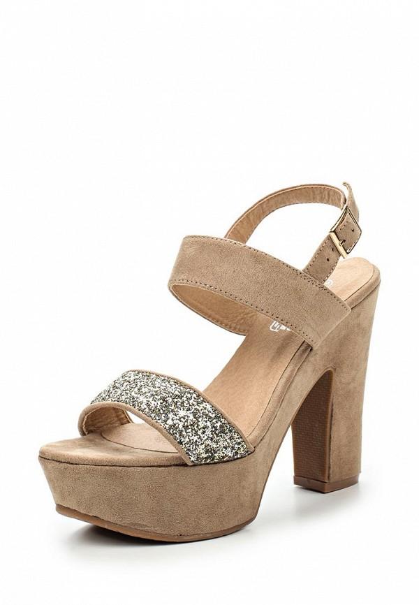 Босоножки на каблуке Max Shoes JS-5