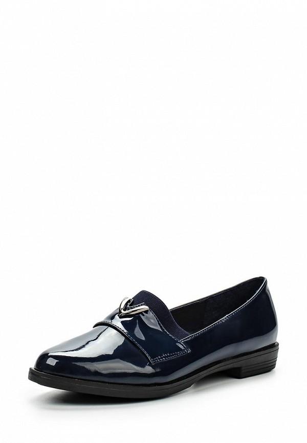 Туфли на плоской подошве Malien F5-A-MQ576