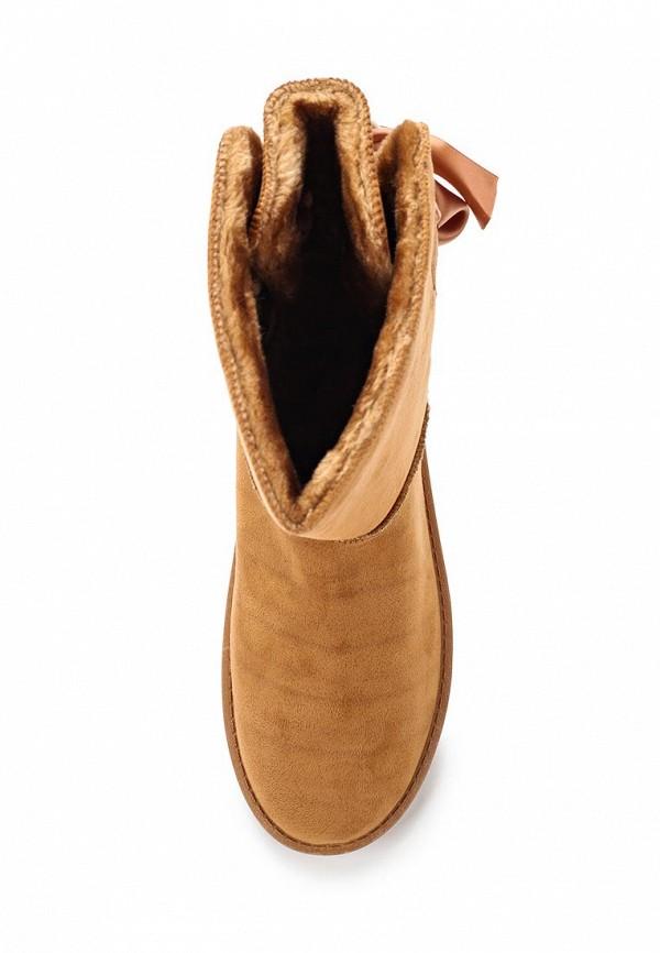 Фото 4 - Полусапоги Malien коричневого цвета