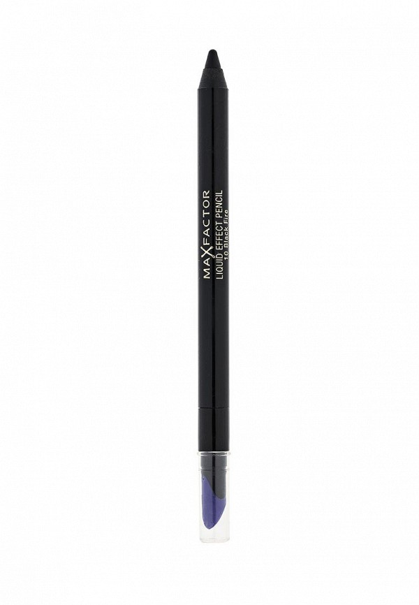 Карандаш Max Factor Для Глаз Liquid Effect Pencil  Black fire