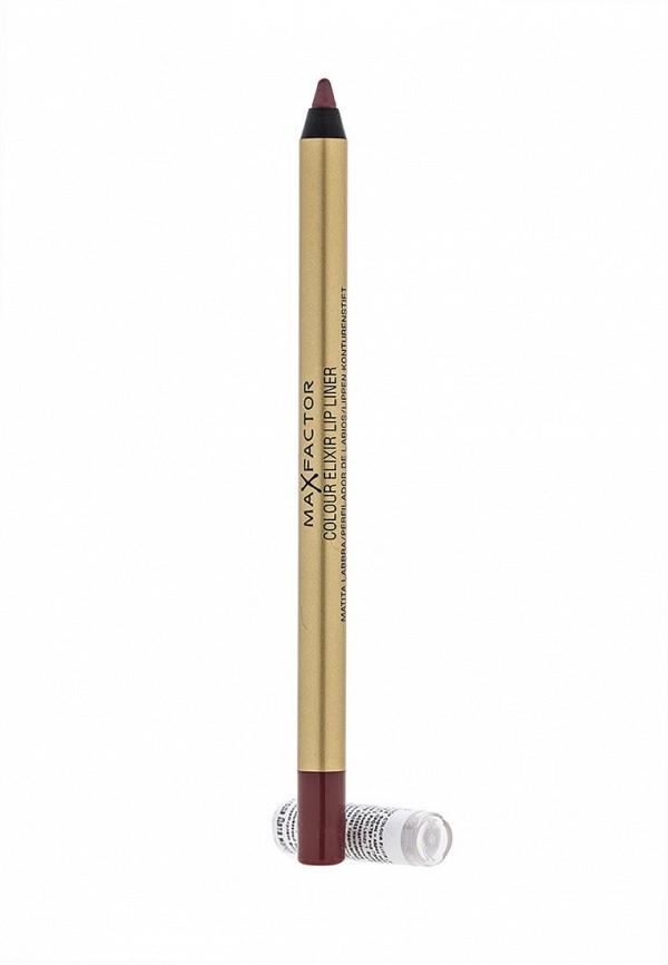 Карандаш для губ Max Factor Max Factor MA100LWFFP21 блеск для губ colour elixir тон 45 max factor цвет lux berry