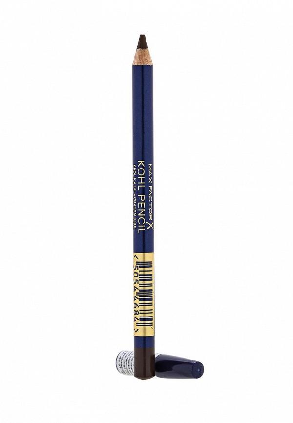 Карандаш для глаз Max Factor Max Factor MA100LWFFP29 блеск для губ colour elixir тон 45 max factor цвет lux berry