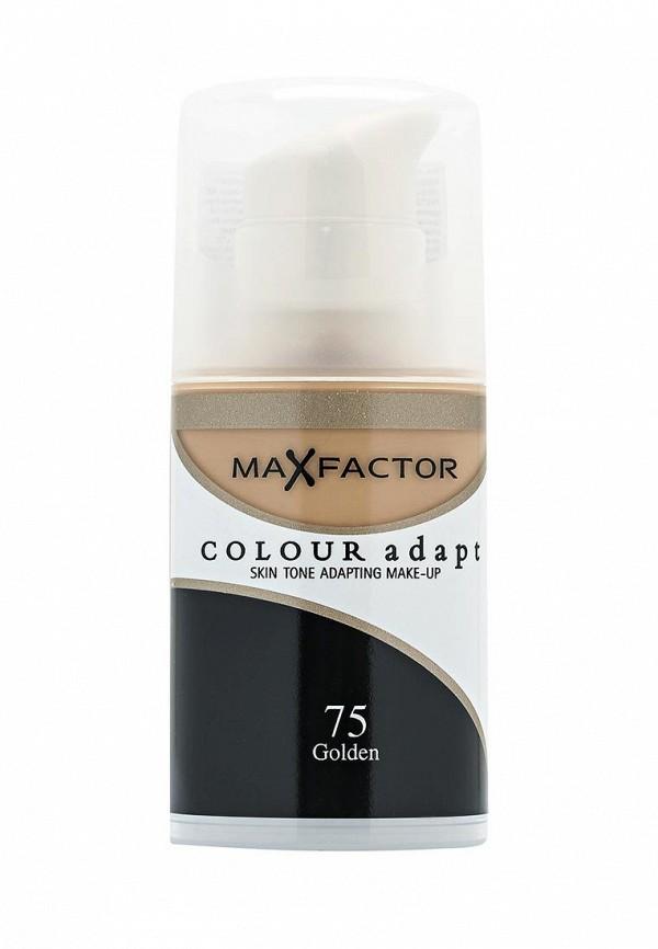 Тональное средство Max Factor Max Factor MA100LWFFP46 туши max factor тушь с эффектом накладных ресницfalse lash effect epic black brown