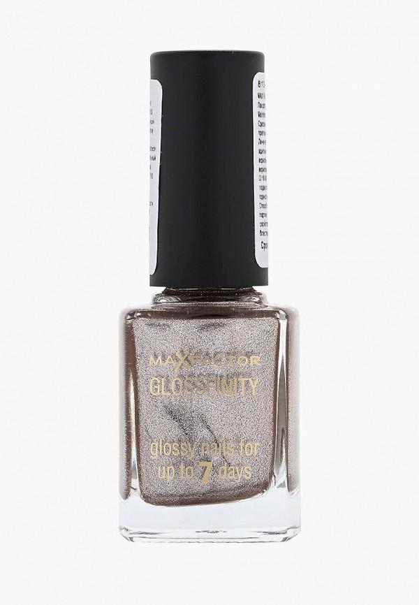 Купить Лак для ногтей Max Factor, Glossfinity, 055 тон angel nails, MA100LWFFP61, бежевый, Весна-лето 2018