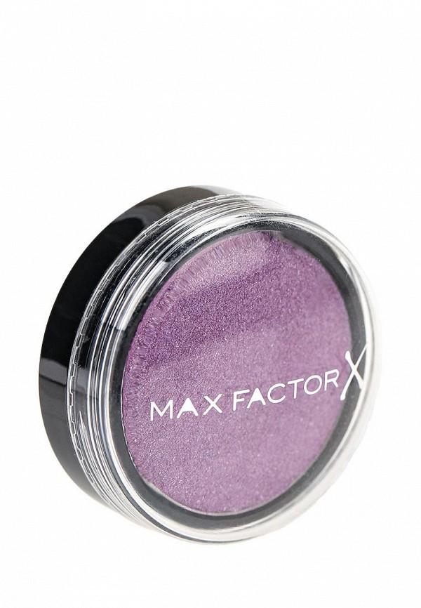 Тени Max Factor Одноцветные Wild Shadow Pots Eyeshadow 15 тон vicious purple