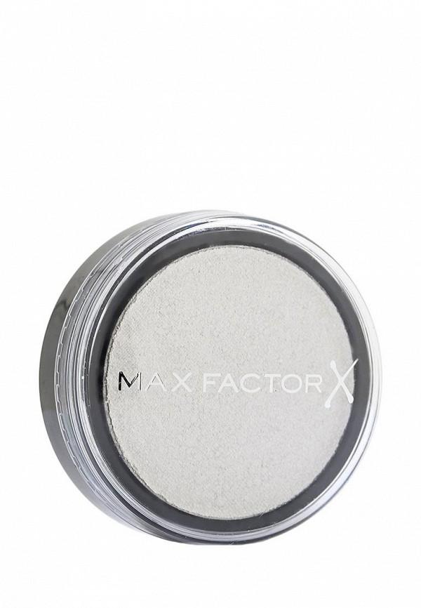 Тени Max Factor Одноцветные Wild Shadow Pots Eyeshadow  65 тон defiant white