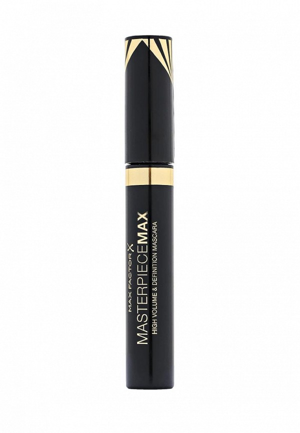 Тушь Max Factor Для Ресниц Masterpiece Max High Volume & Definition Mascara 001 тон