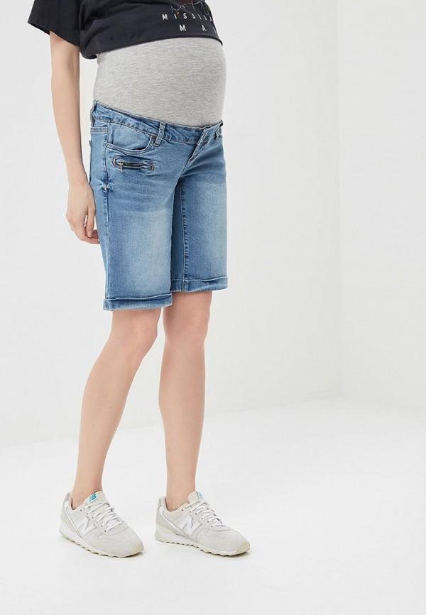 Фото Шорты джинсовые Mamalicious. Купить с доставкой