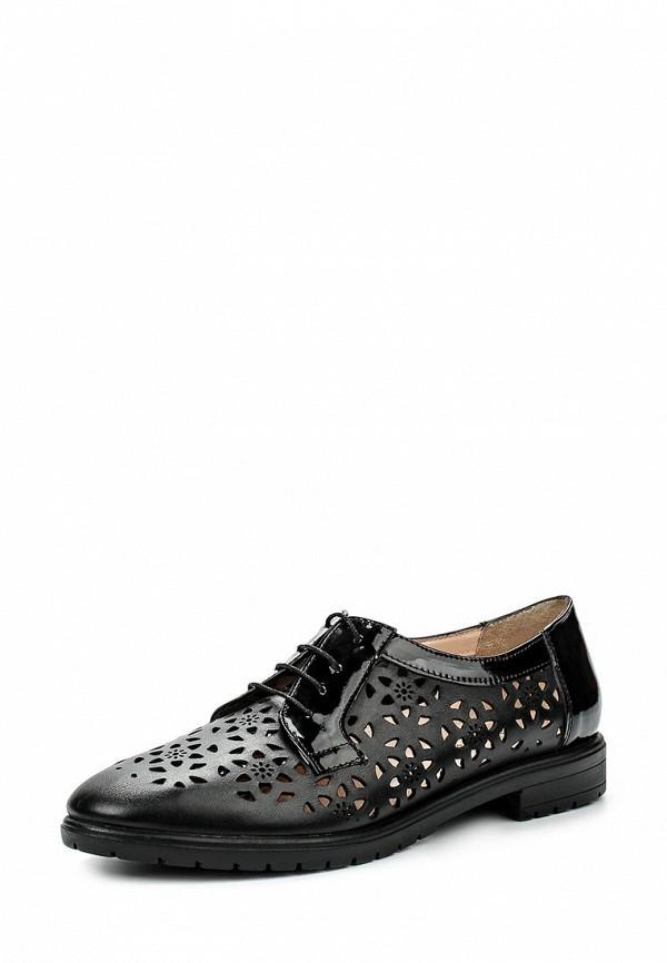 Туфли на плоской подошве Mabu 551452