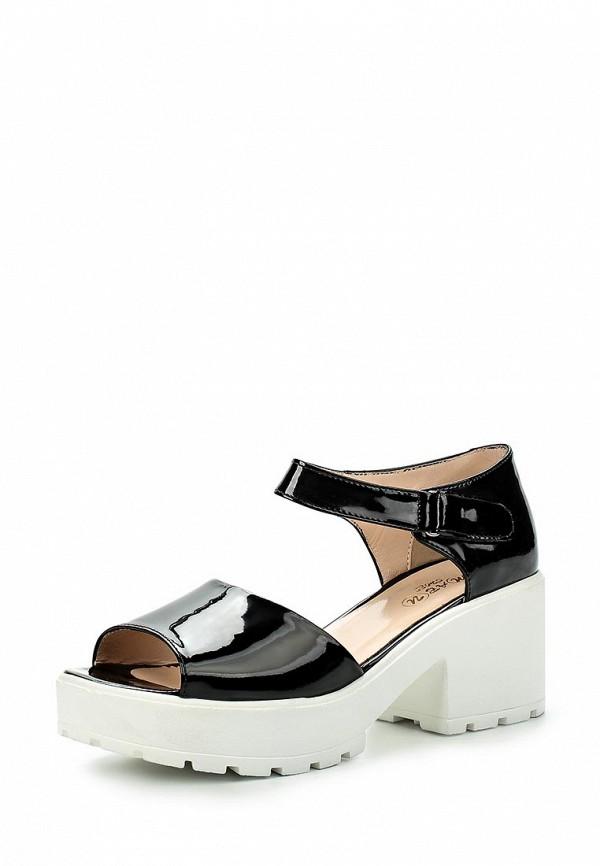 Босоножки на каблуке Mabu 46326