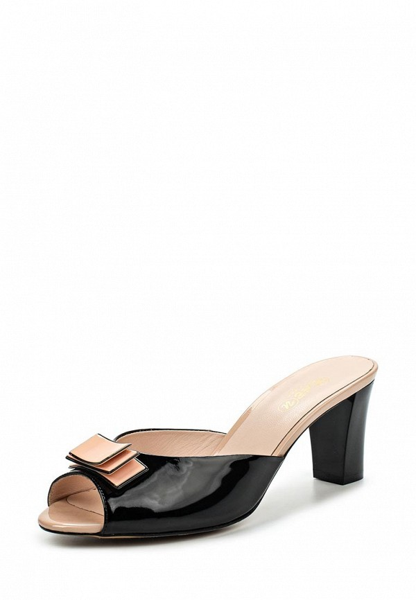 Женские сабо на каблуке Mabu 478790