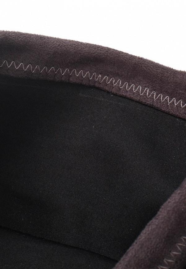 Фото 5 - женские ботфорты Martin Pescatore серого цвета