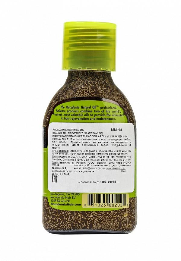 Дополнительный уход Macadamia Natural Oil восстанавливающий с маслом арганы и макадамии - дорожный объём, 30 мл