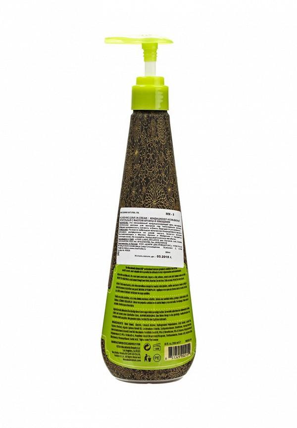 Кондиционер Macadamia Natural Oil несмываемый питательный с маслом арганы и макадамии, 300 мл