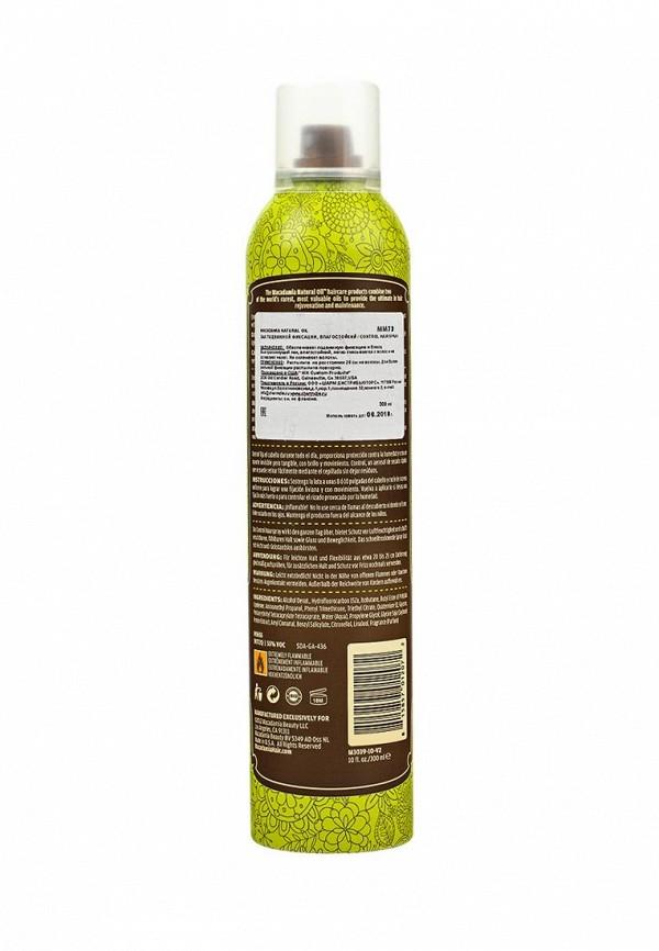 Лак Macadamia Natural Oil подвижной фиксации, влагостойкий, 300мл