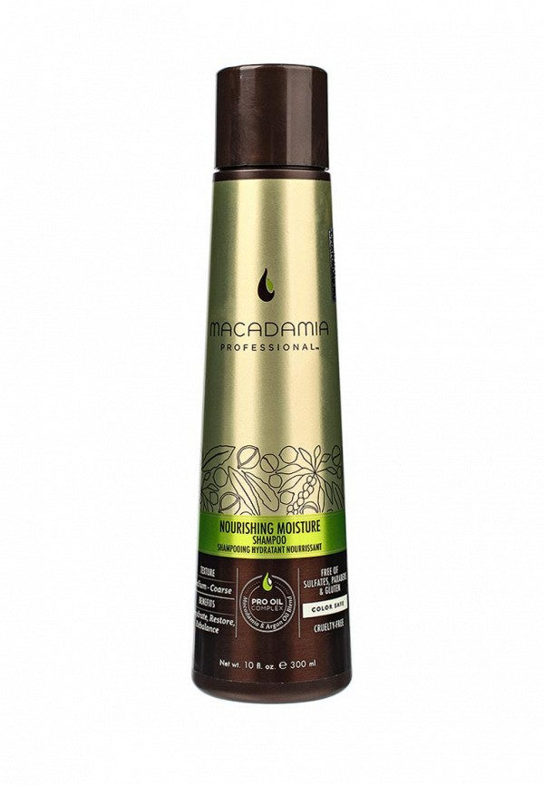 Шампунь Macadamia Natural Oil Macadamia Natural Oil MA109LWIYG80 250 macadamia natural oil