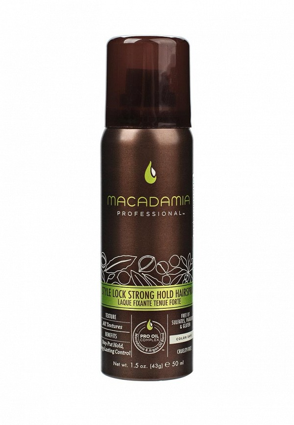 Спрей моделирующий Macadamia Natural Oil Macadamia Natural Oil MA109LWIYG91 macadamia natural oil macadamia natural oil ma109lwgef71