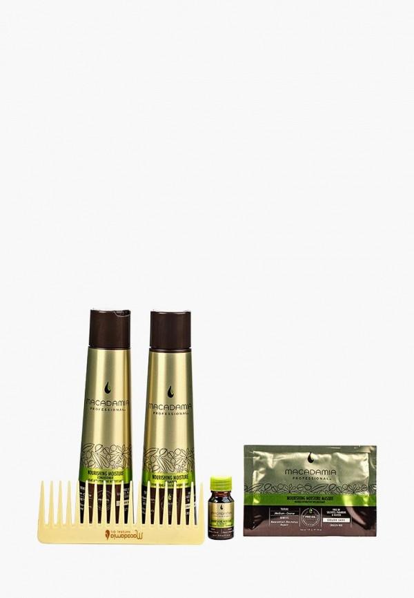 Купить Набор для ухода за волосами Macadamia Natural Oil, Prof 5, MA109LWOXB27, Весна-лето 2018