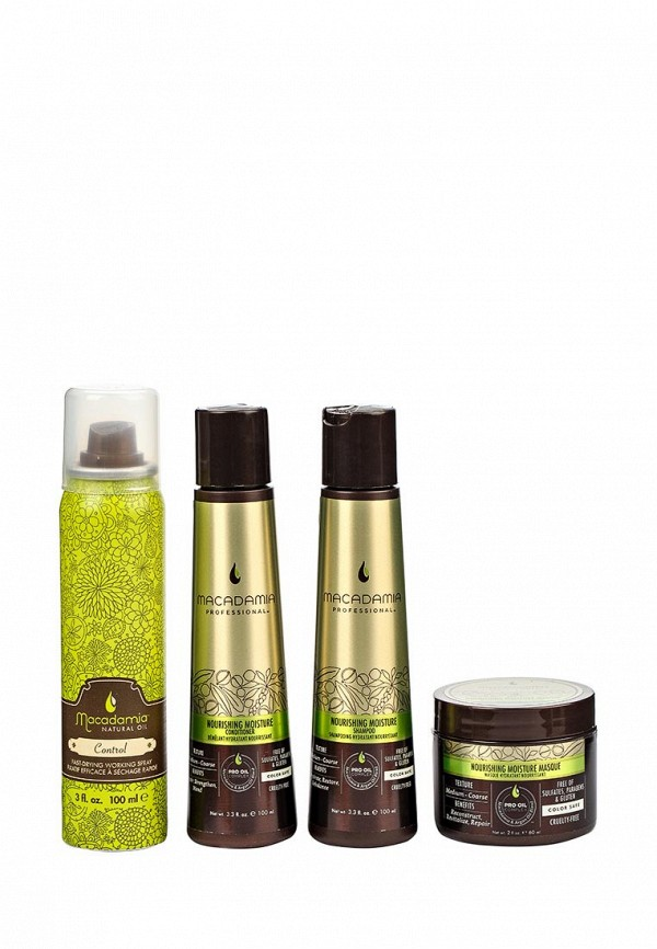 Фото Набор Macadamia Natural Oil. Купить с доставкой