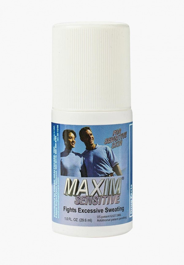Дезодорант Maxim Maxim MA110LUGEF63 maxim 10 8% дезодорант антиперсперант с шариковым аппликатором для чувствительной кожи 29 5 мл