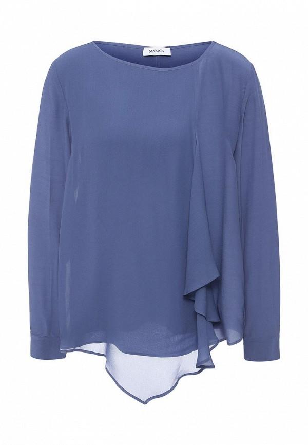 Блуза Max&Co Max&Co MA111EWOLT22 блуза max&co max&co ma111ewolu26