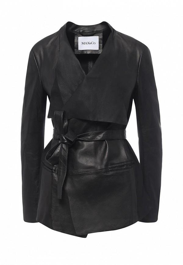 Кожаная куртка MAX&Co 64419417