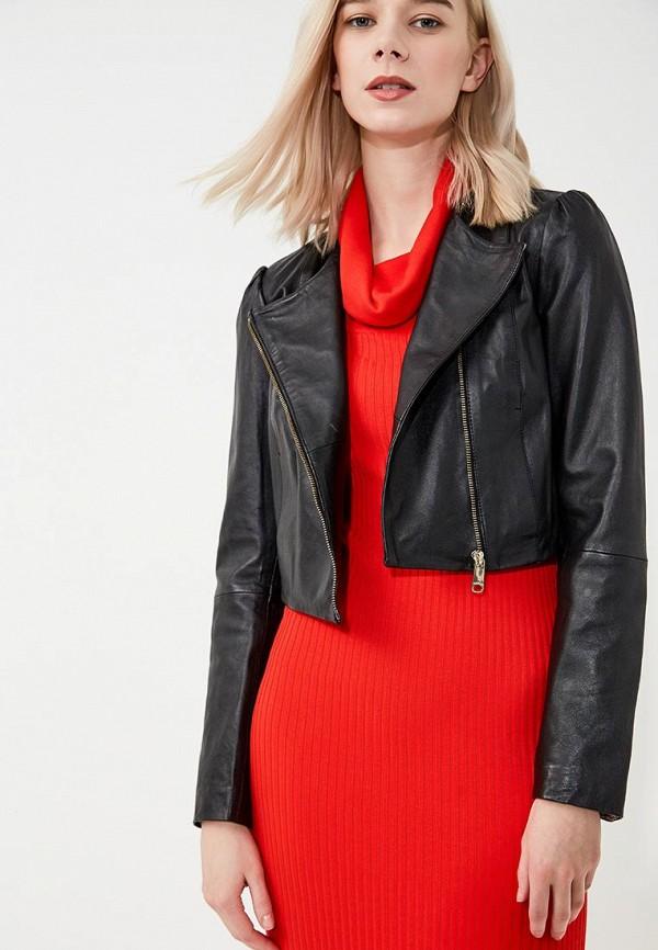 Фото Куртка кожаная Max&Co. Купить с доставкой