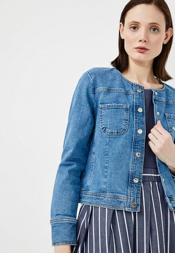Купить Куртка джинсовая Max&Co, MA111EWZUO97, голубой, Весна-лето 2018