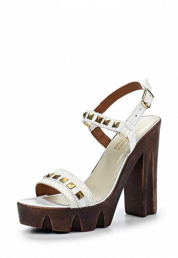 Босоножки на каблуке Marcella 368