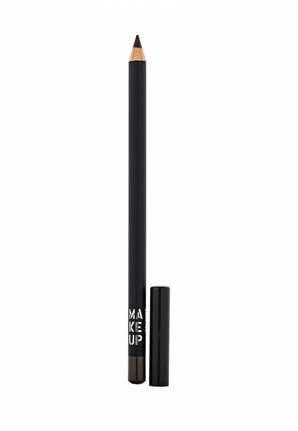 Карандаш Make Up Factory Устойчивый контурный для глаз Kajal Definer тон 07 коричневый