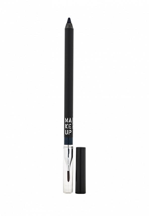 карандаш для глаз make up factory automatic eyeliner 01 цвет 01 black velvet variant hex name 000001 Карандаш для глаз Make Up Factory Make Up Factory MA120LWHDR31
