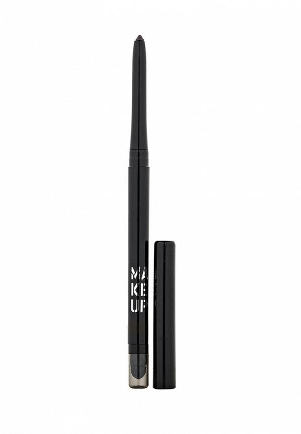 карандаш для глаз make up factory automatic eyeliner 01 цвет 01 black velvet variant hex name 000001 Карандаш для глаз Make Up Factory Make Up Factory MA120LWHDR35