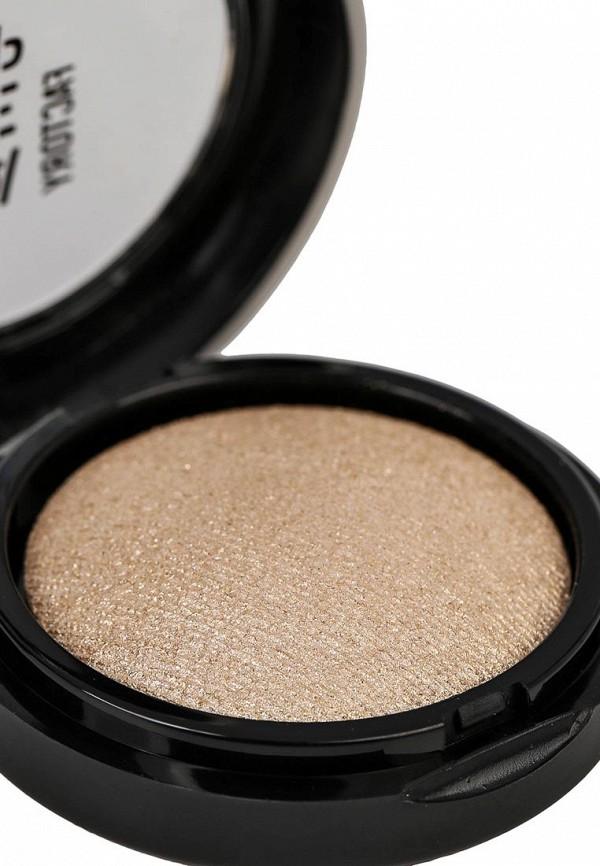 Тени Make Up Factory Запеченные одинарные для глаз Eye Shadow тон 40 белое золото