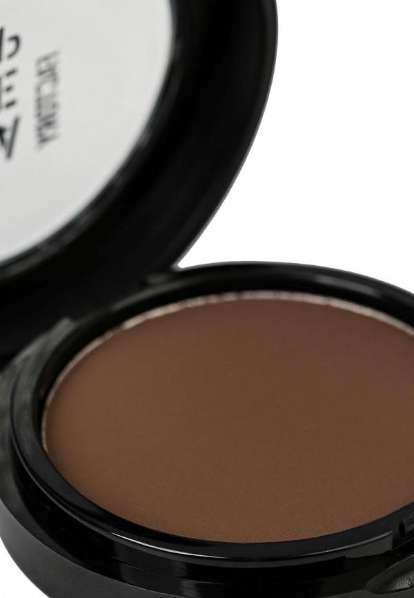 Тени Make Up Factory Матовые одинарные для  глаз Mat Eye Shadow тон 10 коричневый орех